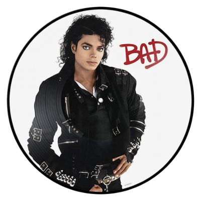 Michael Jackson ‎– Bad (Picture Disc)