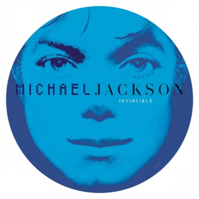 Michael Jackson ‎– Invincible