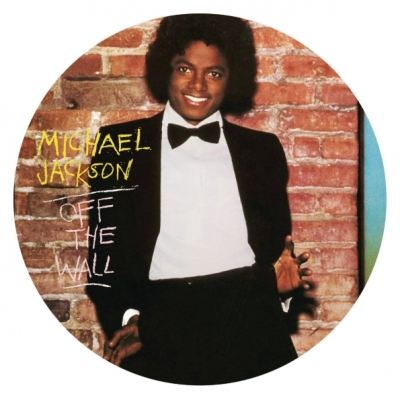 Michael Jackson ‎– Off The Wall (Picture Disc)