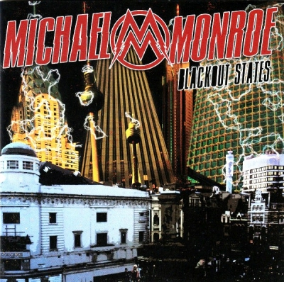 Michael Monroe ‎– Blackout States