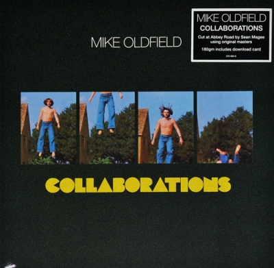 Mike Oldfield ‎– Collaborations