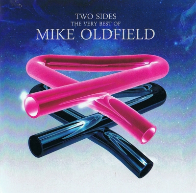 Mike Oldfield ‎– Two Sides (The Very Best Of Mike Oldfield) (2xCD)