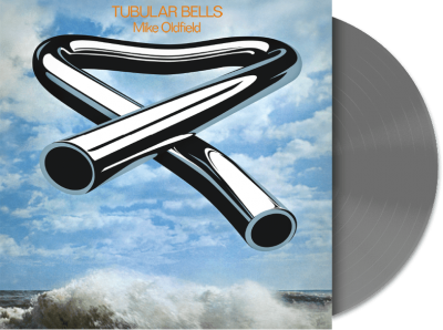 Mike Oldfield ‎– Tubular Bells (Цветная Пластинка)