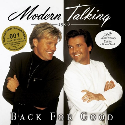 Modern Talking ‎– Back For Good - The 7th Album (2xLP)