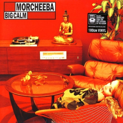 Morcheeba ‎– Big Calm