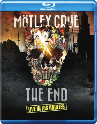 Motley Crue ‎– The End - Live In Los Angeles