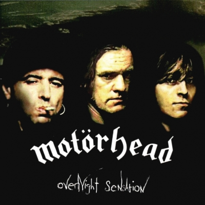 Motorhead ‎– Overnight Sensation