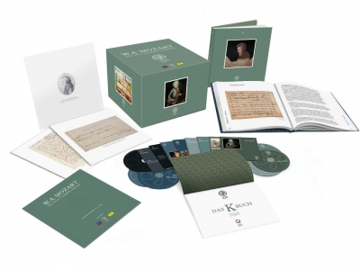 Mozart 225: The New Complete Edition (200xCD)