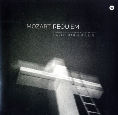Wolfgang Amadeus Mozart, Carlo Maria Giulini, Philharmonia Orchestra And Chorus ‎– Requiem in D minor, K626