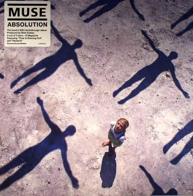 Muse ‎– Absolution (2xLP)