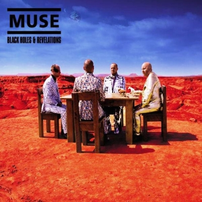 Muse ‎– Black Holes And Revelations