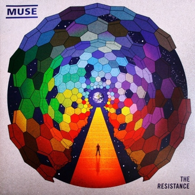 Muse ‎– The Resistance (2xLP)