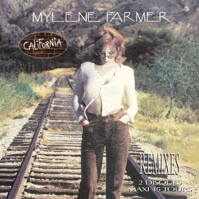 Mylene Farmer – California (Remixes) (12