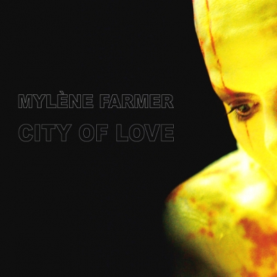 Mylene Farmer ‎– City Of Love (12