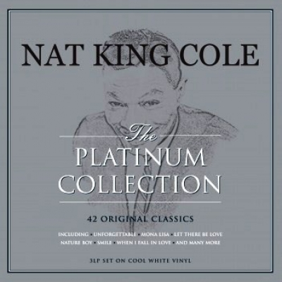 Nat King Cole ‎– The Platinum Collection