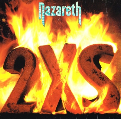 Nazareth – 2XS (Limited Edition, Coloured)