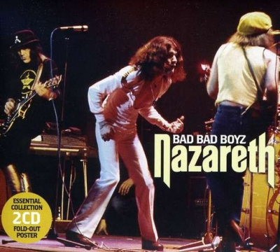 Nazareth ‎– Bad Bad Boyz (2xCD)