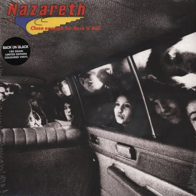 Nazareth – Close Enough For Rock 'N' Roll