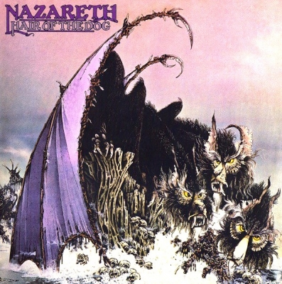 Nazareth – Hair Of The Dog (2xLP)