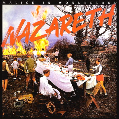 Nazareth ‎– Malice In Wonderland