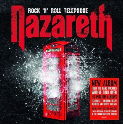 Nazareth ‎– Rock 'N' Roll Telephone (2xLP)