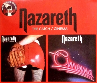 Nazareth ‎– The Catch / Cinema