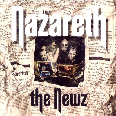 Nazareth ‎– The Newz