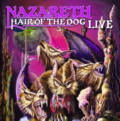Nazareth – Hair Of The Dog Live