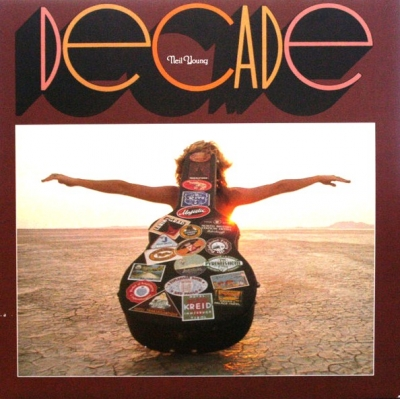 Neil Young ‎– Decade (3xLP)