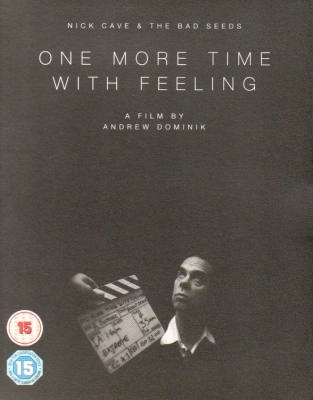 Nick Cave & The Bad Seeds ‎– One More Time With Feeling (2×Blu-ray)