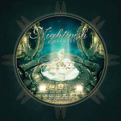 Nightwish ‎– Decades - An Archive Of Song 1996-2015