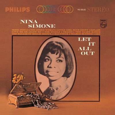 Nina Simone ‎– Let It All Out