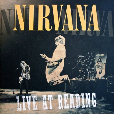 Nirvana ‎– Live At Reading (2xLP)