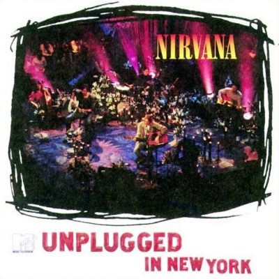 Nirvana ‎– MTV Unplugged In New York