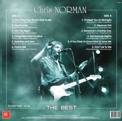 Chris Norman - The Best