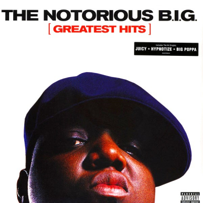 Notorious B.I.G. ‎– Greatest Hits (2xLP)