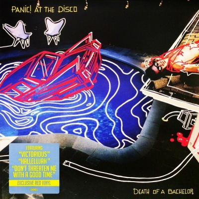 Panic! At The Disco ‎– Death Of A Bachelor
