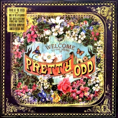 Panic At The Disco – Pretty Odd