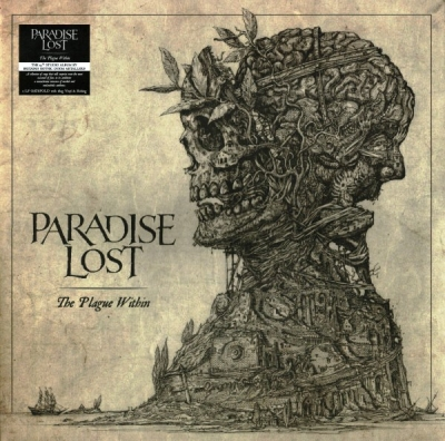 Paradise Lost ‎– The Plague Within (2xLP)