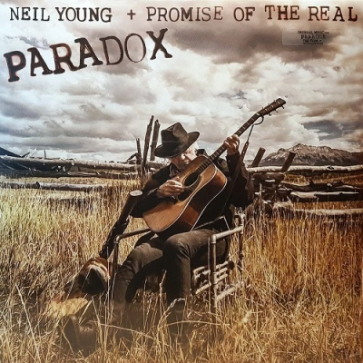 Neil Young + Promise Of The Real ‎– Paradox (2xLP)