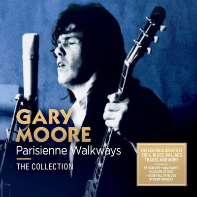 Gary Moore ‎– Parisienne Walkways: The Blues Collection (2xCD)