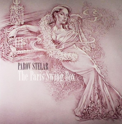 Parov Stelar ‎– The Paris Swing Box (2xLP)