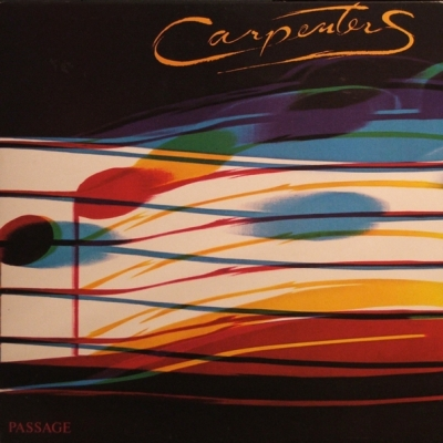 Carpenters ‎– Passage