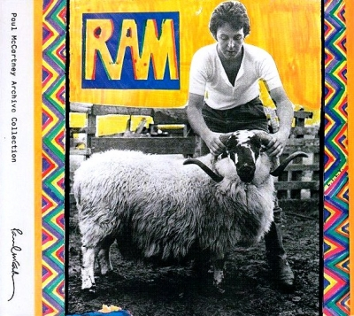 Paul & Linda McCartney ‎– Ram