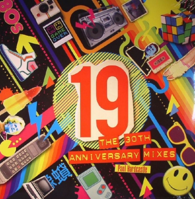 Paul Hardcastle ‎– 19 (The 30th Anniversary Mixes)
