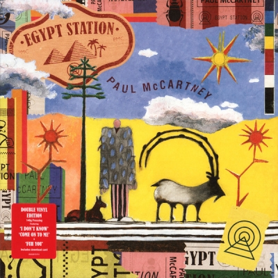 Paul McCartney ‎– Egypt Station (2xLP)