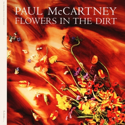 Paul McCartney ‎– Flowers In The Dirt (2xLP)