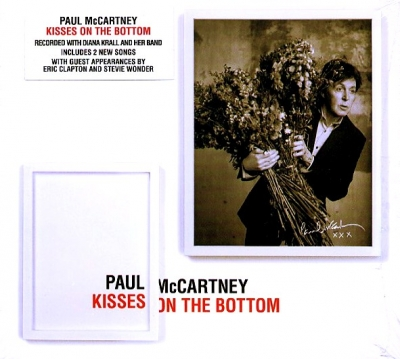 Paul McCartney ‎– Kisses On The Bottom (Упаковка Digipack)