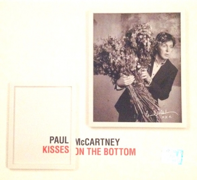 Paul McCartney ‎– Kisses On The Bottom (Deluxe Edition) (Упаковка Digipack)