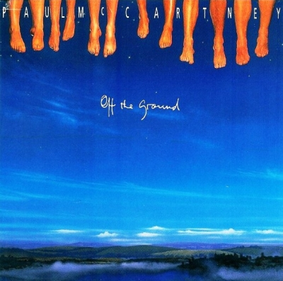 Paul McCartney ‎– Off The Ground